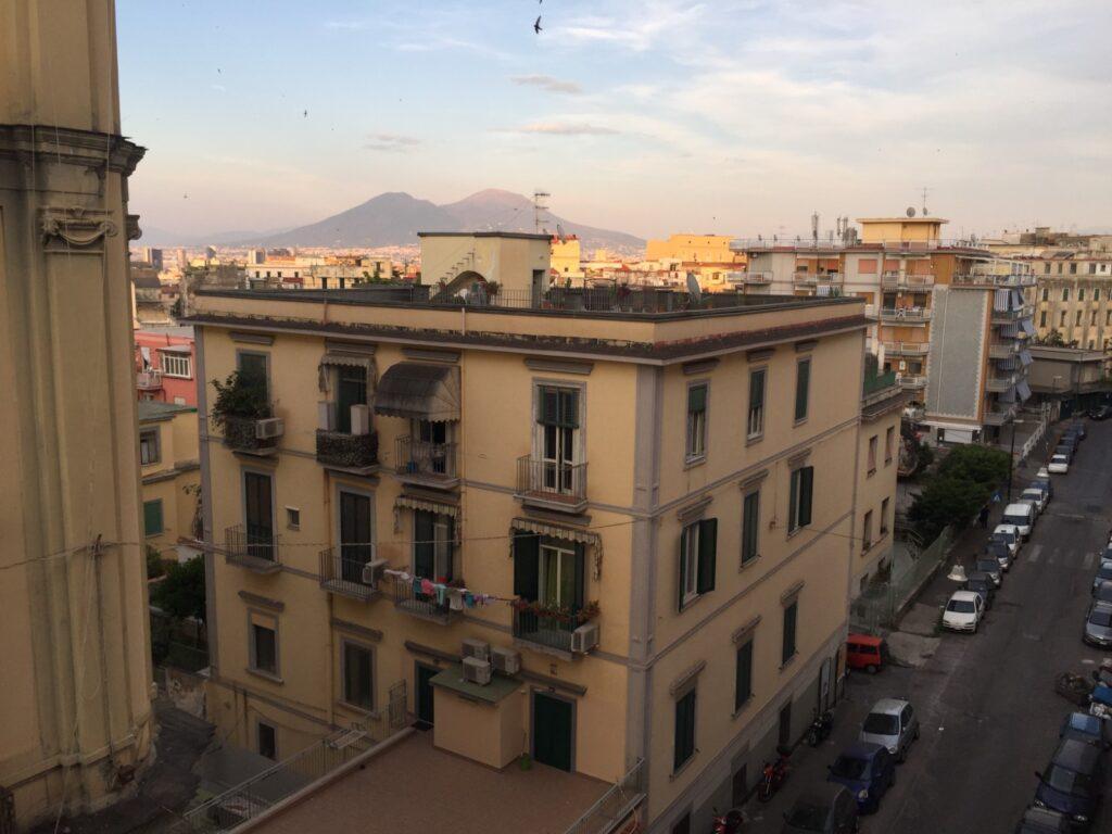 Palazzo lato Goffredo Malaterra
