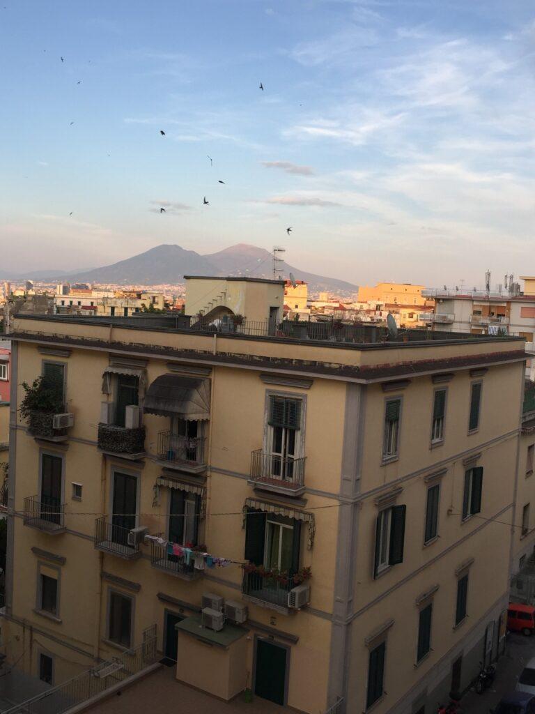 Palazzo con panorama e terrazzo